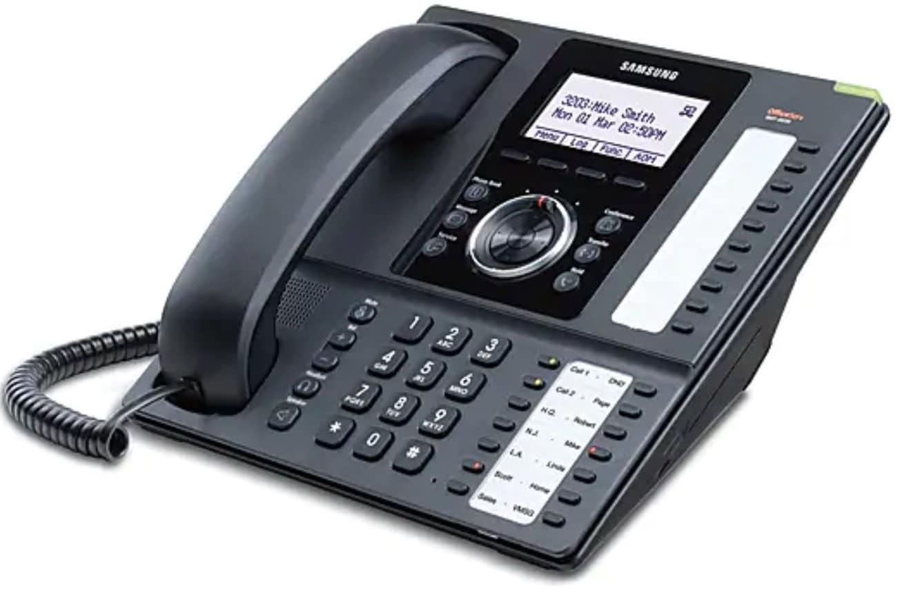 Samsung SMT-i5220s IP Phone Image
