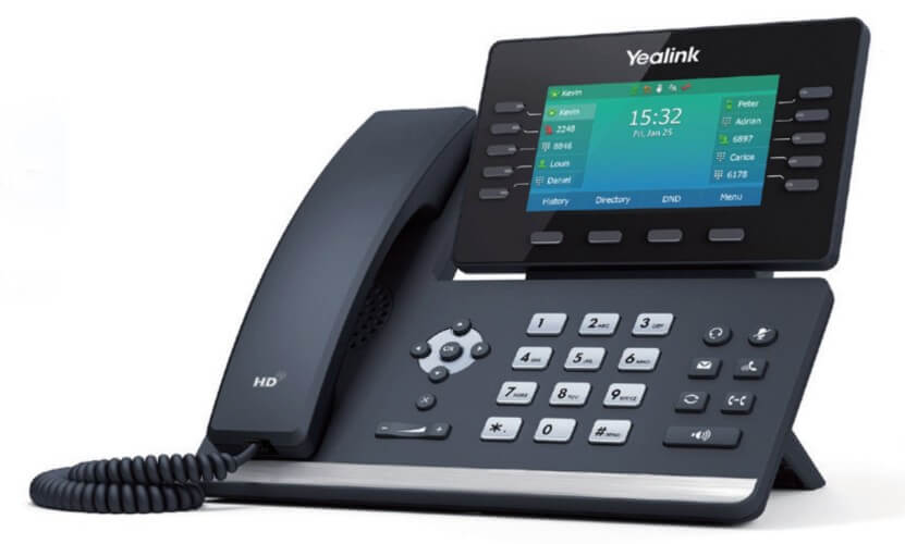 Yealink T54 Business IP Phone Image