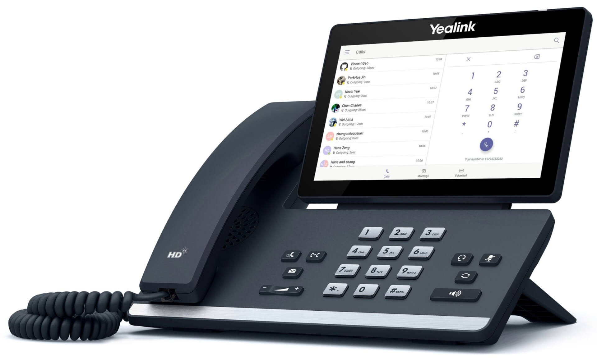 Yealink T56 Business IP Phone Image