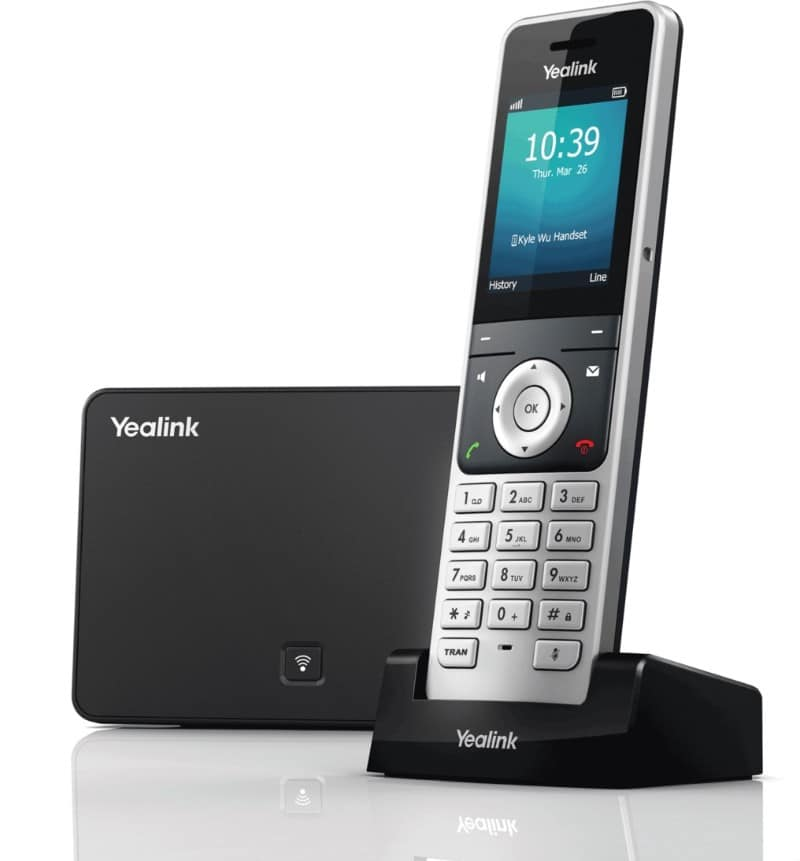 Yealink W56P Wireless IP Phone Image