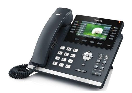 Yealink SIP T46G IP Phone Image