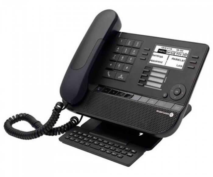 Alcatel-Lucent 8028S IP Premium deskphone Image
