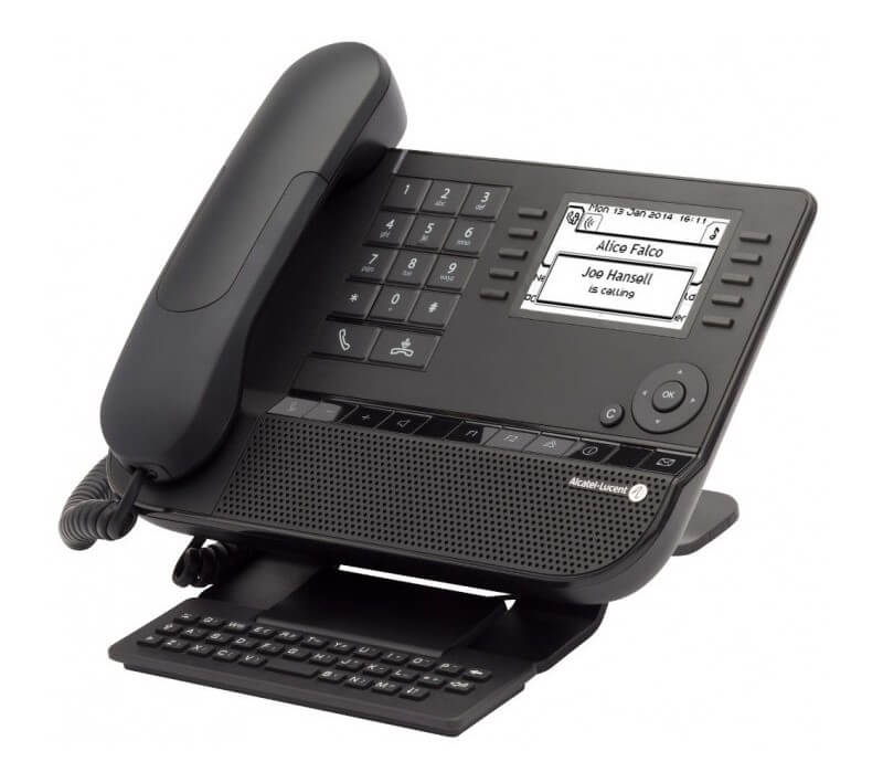 Alcatel-Lucent 8038 IP Phone Image