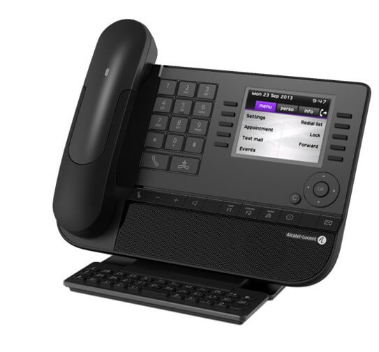 Alcatel-Lucent 8068 IP Phone Image