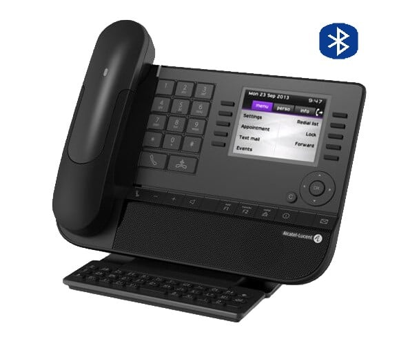 Alcatel-Lucent 8068BT IP Phone with bluetooth Image