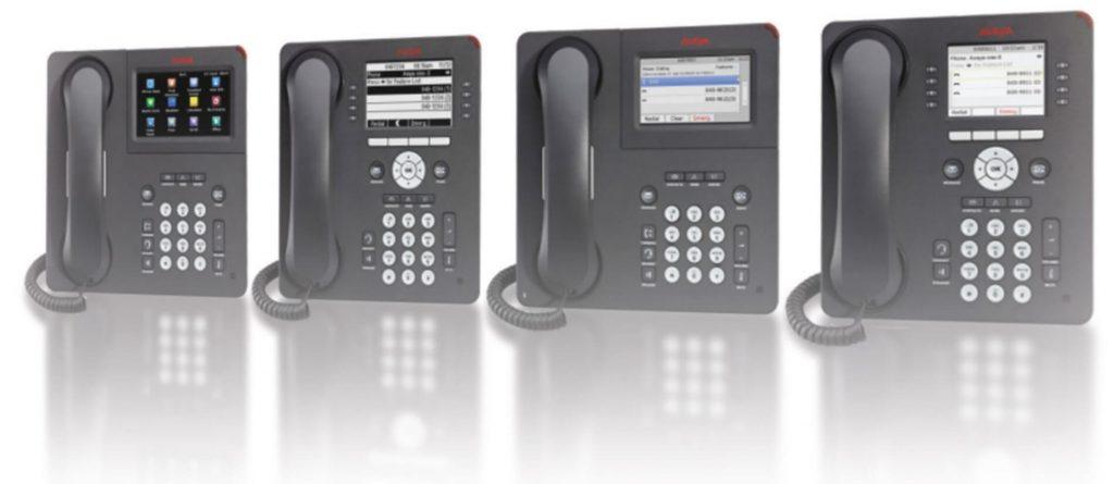 Avaya 9600 series IP Handsets