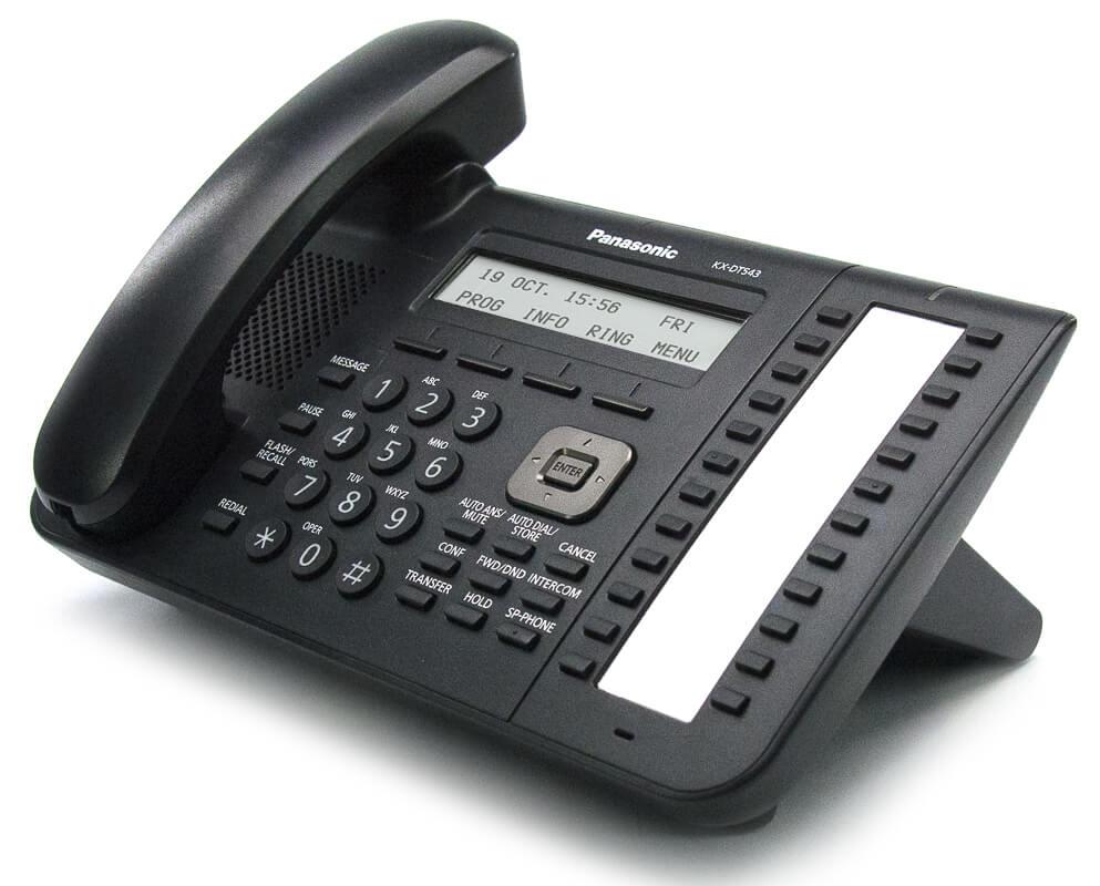 Panasonic KX-DT543 DECT Phone Image