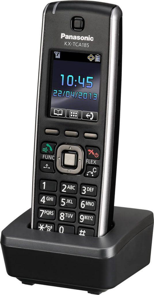 Panasonic KX-TCA185 DECT Phone Image