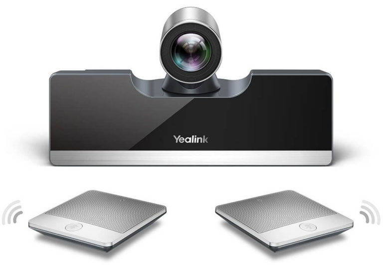 Yealink VC500 with wireless micpod