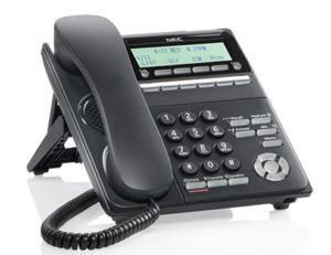 NEC DT920 6-button IP Phone Image