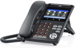 NEC DT930 Touch-screen Business Phone Image